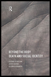 Beyond the Body by Elizabeth Hallam