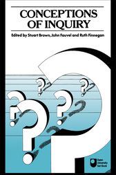 Conceptions of Inquiry by Stuart Brown
