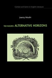 Ted Hughes by Joanny Moulin