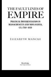 The Fault Lines of Empire by Elizabeth Mancke