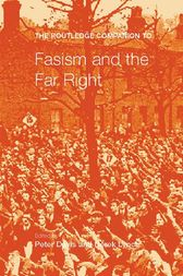 The Routledge Companion to Fascism and the Far Right by Peter Davies