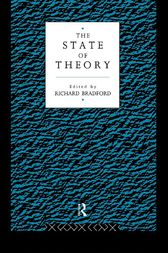 The State of Theory by Richard Bradford