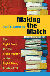 Making the Match by Teri Lesesne