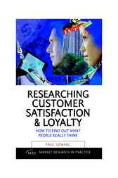 Researching Customer Satisfaction & Loyalty by Paul Szwarc