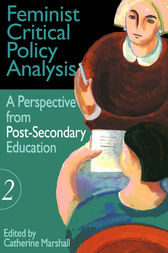 Feminist Critical Policy Analysis II by Catherine Marshall