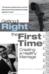 Getting It Right the First Time by Barry McCarthy