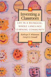 Inventing a Classroom by Kathryn F. Whitmore