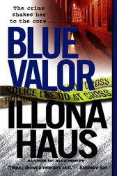 Blue Valor by Illona Haus