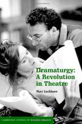 Dramaturgy by Mary Luckhurst