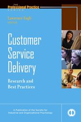Customer Service Delivery by Lawrence Fogli