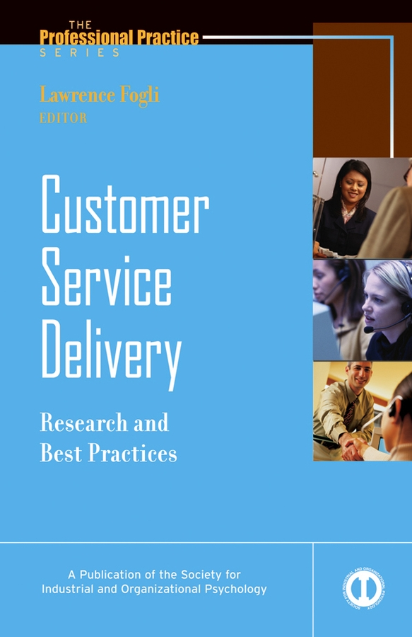 Download Ebook Customer Service Delivery by Lawrence Fogli Pdf