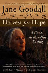 Harvest for Hope by Jane Goodall