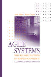 Agile Systems with Reusable Patterns of Business Knowledge by Amit Mitra