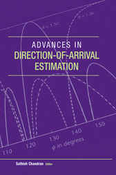 Advances in Direction-of-Arrival Estimation by Sathish Chandran