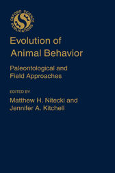Evolution of Animal Behavior by Matthew H. Nitecki