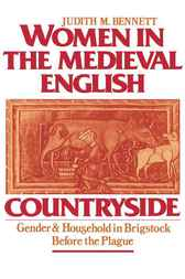 Women in the Medieval English Countryside by Judith M. Bennett