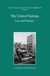The United Nations by F. Cede