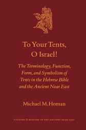 To your tents, O Israel! by M.M. Homan