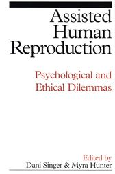 Assisted Human Reproduction by Dani Singer