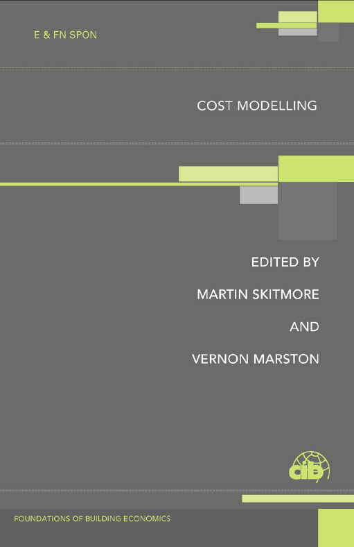 Download Ebook Cost Modelling by M. Skitmore Pdf