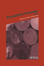 Occupational Toxicology, Second Edition by Chris Winder