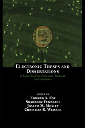 Electronic Theses and Dissertations by Edward A. Fox