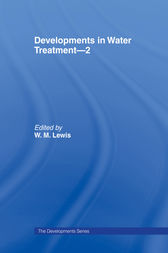 Developments in Water Treatment 2 by W M Lewis