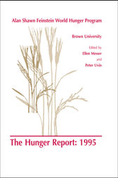 The Hunger Report 1995 by E. Messer