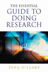 The Essential Guide to Doing Research by Z. O'Leary