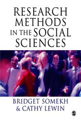 Research Methods in the Social Sciences by Bridget Somekh