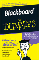 Blackboard For Dummies by Howie Southworth