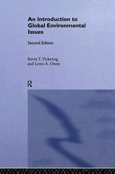 An Introduction to Global Environmental Issues by Lewis A. Owen
