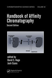 Handbook of Affinity Chromatography, Second Edition by David S. Hage