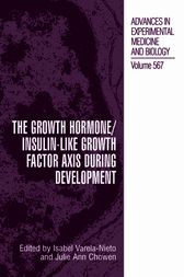 The Growth Hormone/Insulin-Like Growth Factor Axis during Development by Isabel Varela-Nieto