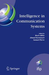 Intelligence in Communication Systems by Roch Glitho