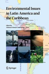 Environmental Issues in Latin America and the Caribbean by Romero Aldemaro