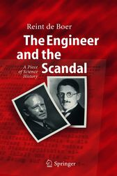 The Engineer and the Scandal by Reint de Boer