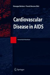 Cardiovascular Disease in AIDS by Giorgio Barbarini
