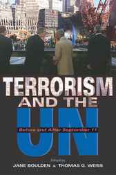 Terrorism and the UN by Jane Boulden