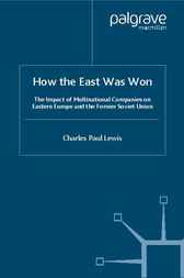 How the East was Won by Charles Paul Lewis
