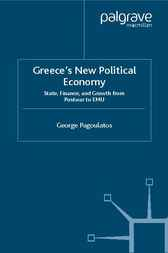 Greece's New Political Economy by George Pagoulatos