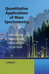 Quantitative Applications of Mass Spectrometry by Pietro Traldi