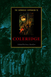 The Cambridge Companion to Coleridge by Lucy Newlyn