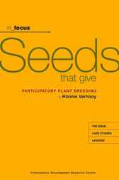 Seeds That Give by Ronnie Vernooy