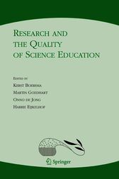 Research and the Quality of Science Education by Kerst Boersma