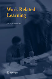 Work-Related Learning by Jan N. Streumer