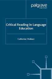 Critical Reading in Language Education by Catherine Wallace