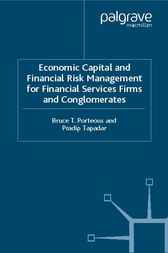 Economic Capital and Financial Risk Management for Financial Services Firms and Conglomerates by Bruce Porteous