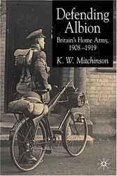 Defending Albion by K. W. Mitchinson