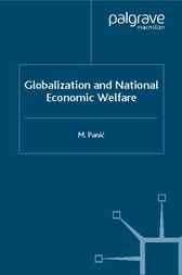Globalization and National Economic Welfare by M. Pani?